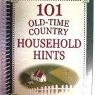 101 Old Time Country Household Hints