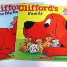 Clifford the Big Red Dog and Clifford's Family