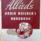 Allied's Radio Builder Handbook 1946 Edition