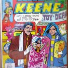 Merry Christmas Katy Keene No 29 Comic Signed John Lucas