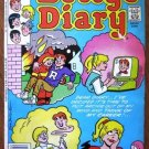 Betty's Diary Archie Series Comic No 6 Feb 1987