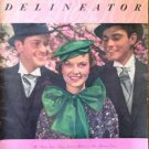 Delineator Magazine April 1935 Published by Butterick