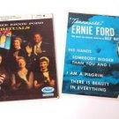 Tennessee Ernie Ford Spirituals 2 Record 45 rpm