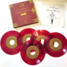A Treasury of Immortal Performances 45 rpm Record Set