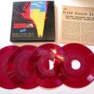 Grand Canyon Suite Arturo Toscanini 45 rpm Record Set