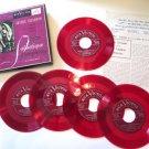 Toscanini Tchaikovsky Symphony No 6 Pathetique 45 rpm Record Set