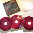 Stravinsky The Fire Bird Leopold Stokowski 45 rpm Record Set