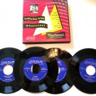 Waltzing with Mantovani 45 rpm Record Set