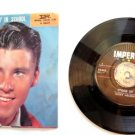 Ricky Nelson Stood Up 45 rpm Record