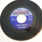 The Supremes I Hear a Symphony 45 rpm Record Motown