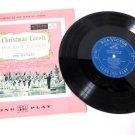 Christmas Carols The Hour of Charm RCA Record