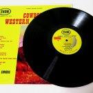 Jim Murray Singers Cowboy Western Favorites Evon Records