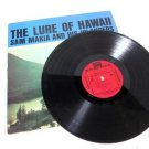 The Lure Of Hawaii Sam Makia & His Islanders Riverside Records