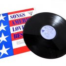 Songs America Loves Best Sutton Records