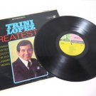 Trini Lopez Greatest Hits Reprise Records