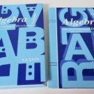 Algebra 1/2 An Incremental Development Book and Workbook
