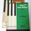 Belwin Piano Method in Five Books Book 1 Book 5