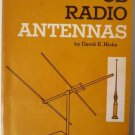 CB Radio Antennas David E. Hicks