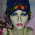 New Cloche Beanie Hat Warm Winter Crochet