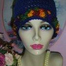New Cloche Beanie Hat Warm Winter Crochet