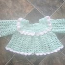 Sweater Coat Babies Reborn Dolls Crochet