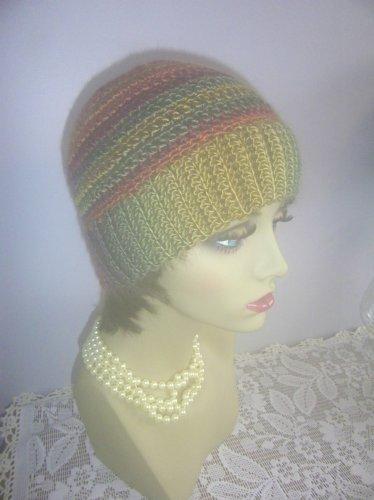 Messy Bun Hat Winter Beanie Winter Hat