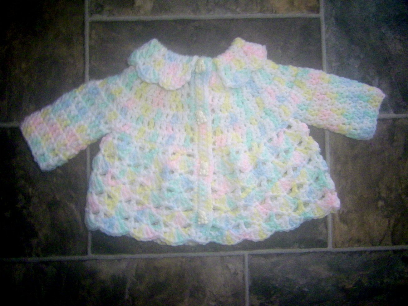 Sweater Coat Babies Reborn Dolls Preemie Crochet