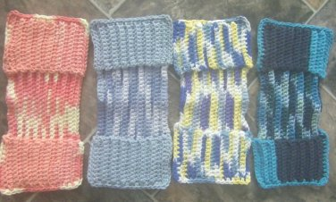 Mop Covers Crocheted Swiffer Replacement Covers Floor Mop Covers