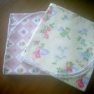 Receiving Blankets Baby Girls Flannel Receiving Blankets Flannel Covers Swaddling Blankets Nursery