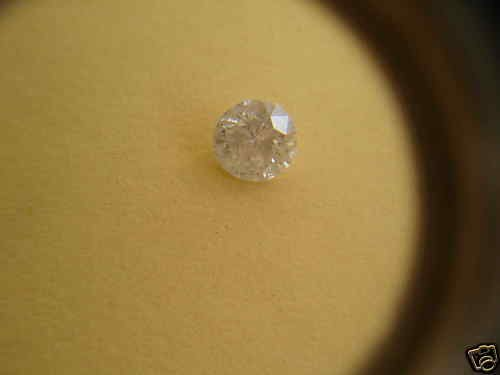 NATURALWHITE DIAMOND-EF-SI-1--1.55CTW-SIZE-7.1MM-1PCS
