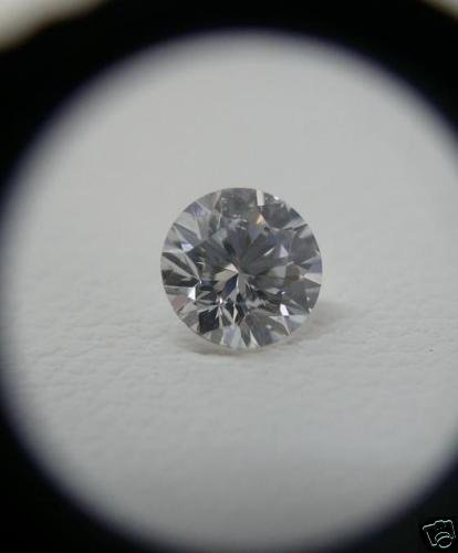 NATURALWHITE DIAMOND-GH-VS--5.MM-O.50CTWSIZE,1PCS
