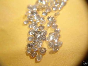 NAT-MELEEL-DIAMONDLOT-5CTW-3MM SIZE-O.10CTWSIZ,LOWDEAL