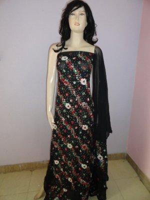 PAKAPPAREL : Hand Made Unstitched Salwar Shalwar Kameez C10-156-2