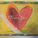 Carlton Cards Thank You Heart Note Cards