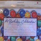 American Greetings A Birthday Celebration! Invitations