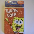 American Greetings SpongeBob Thank You Note Cards