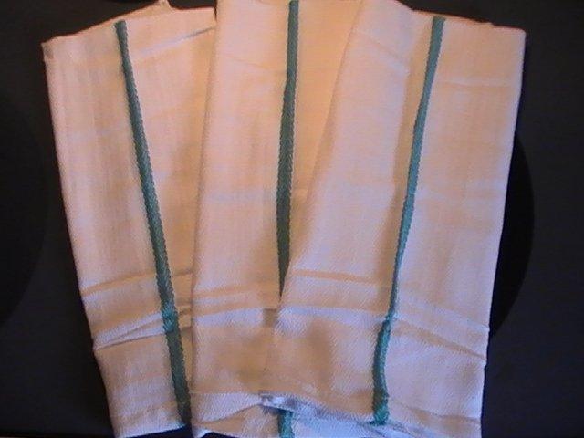 Restaurant Quality 100% Cotton Kitchen Dishtowels