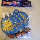 American Greetings Pokemon Party Medallion Blow-Outs