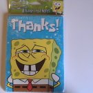 Amer. Greetings SpongeBob SquarePants Thank You Cards