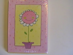 American Greetings Cute SunFlower Blank Note Cards