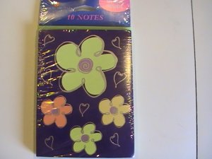 American Greetings Cute Flower Blank Note Cards