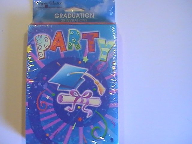 American Greetings Graduation Party Invitation Cards