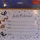 American Greetings Let's Celebrate! Invitation Cards