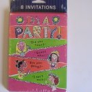 Gibson Cards It's A Party Invitations