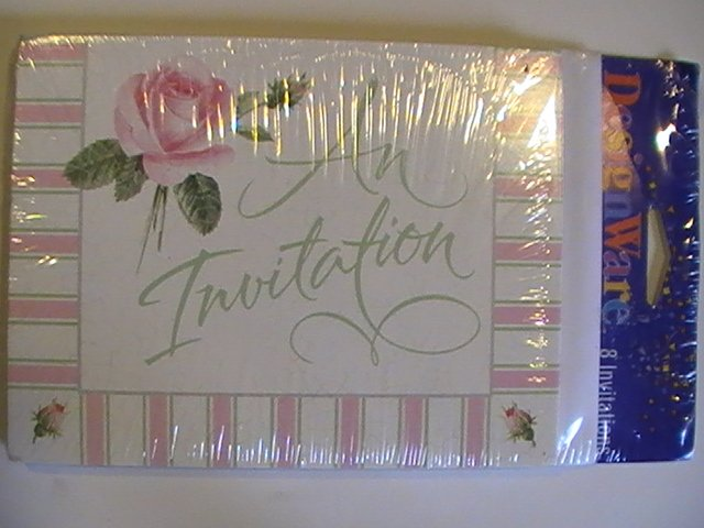 American Greetings An Invitation Party Cards