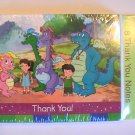 American Greetings Dragon Tales Thank You Note Cards