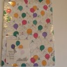 American Greetings Happy Birthday Gift Wrapping Paper
