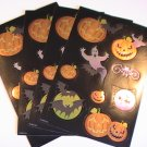 American Greetings Shiny Halloween Sticker (4 Sheets)