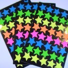 American Greetings Colorful Stars Stickers (3 Sheets)