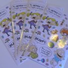 American Greetings RugRats Birthday Stickers (4 Sheets)